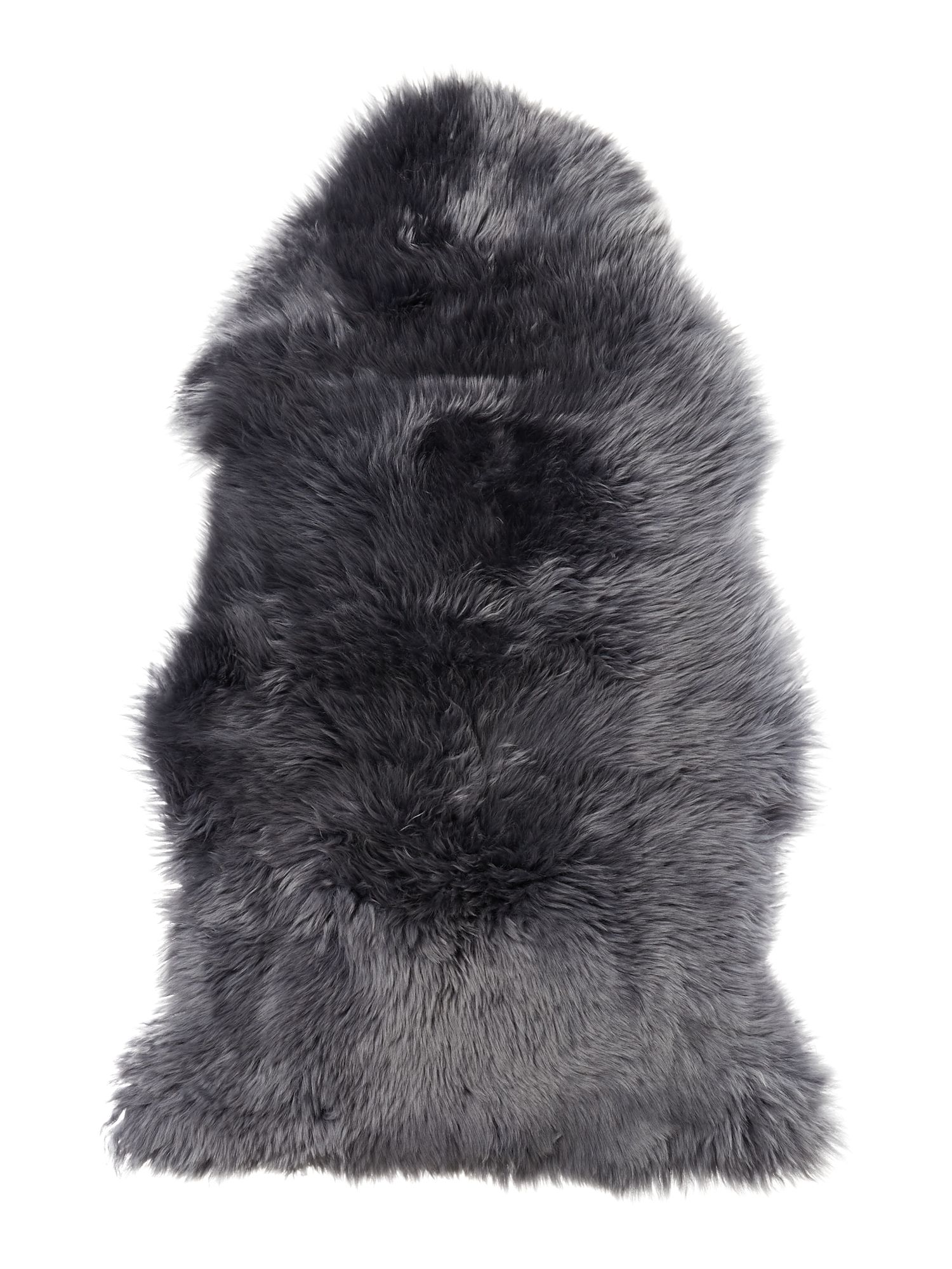 Linea Natural sheepskin, grey