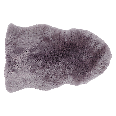 John Lewis Single Sheepskin, Clover